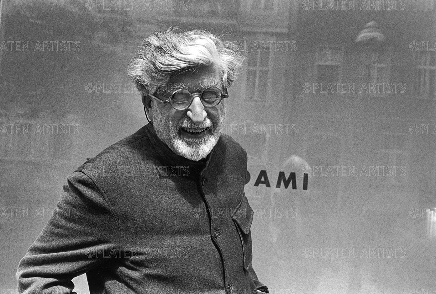 Valerio Adami, AMI in Berlin, Berlin, 2008
