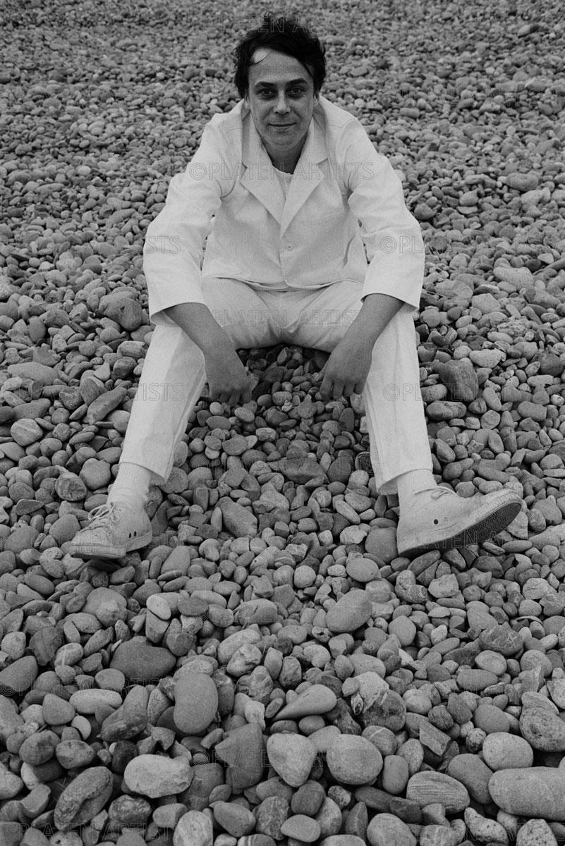 Günther Uecker, Steinfeld, Düsseldorf, 1972