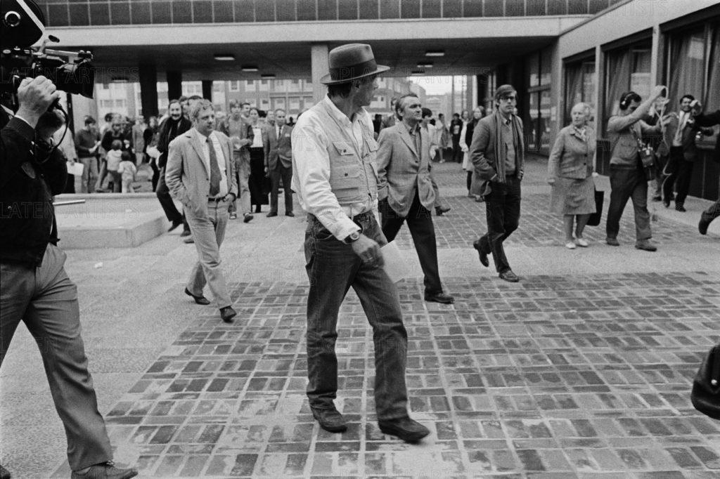 Joseph Beuys, Protest, Köln, 1970