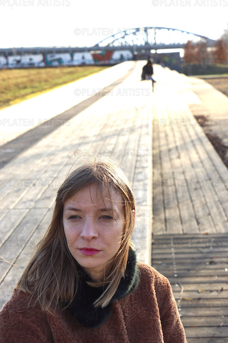 Agnieszka Polska, Der Sonne abgekehrt, Berlin, 2017