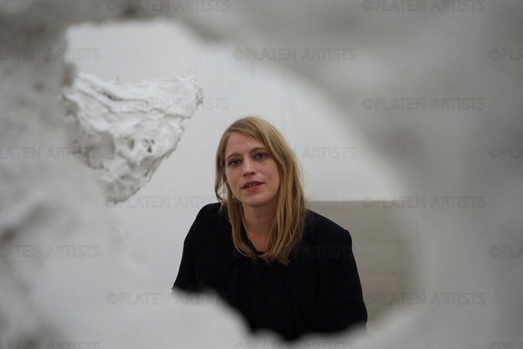 Stella Hamberg, A travers la sculpture, Berlin, 2017