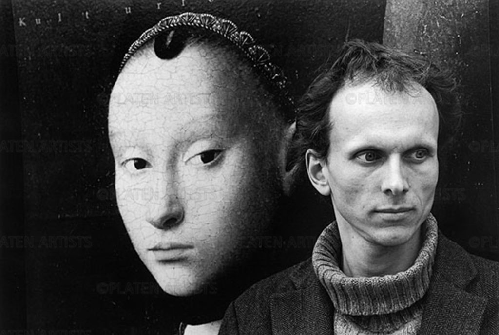 Julian Rosefeldt, Renaissance-Typen, Berlin, 2001