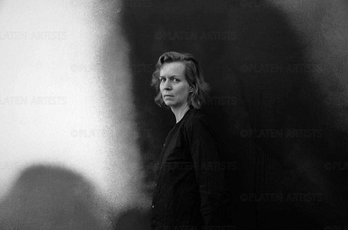 Katharina Grosse, Film noir, Berlin, 2012