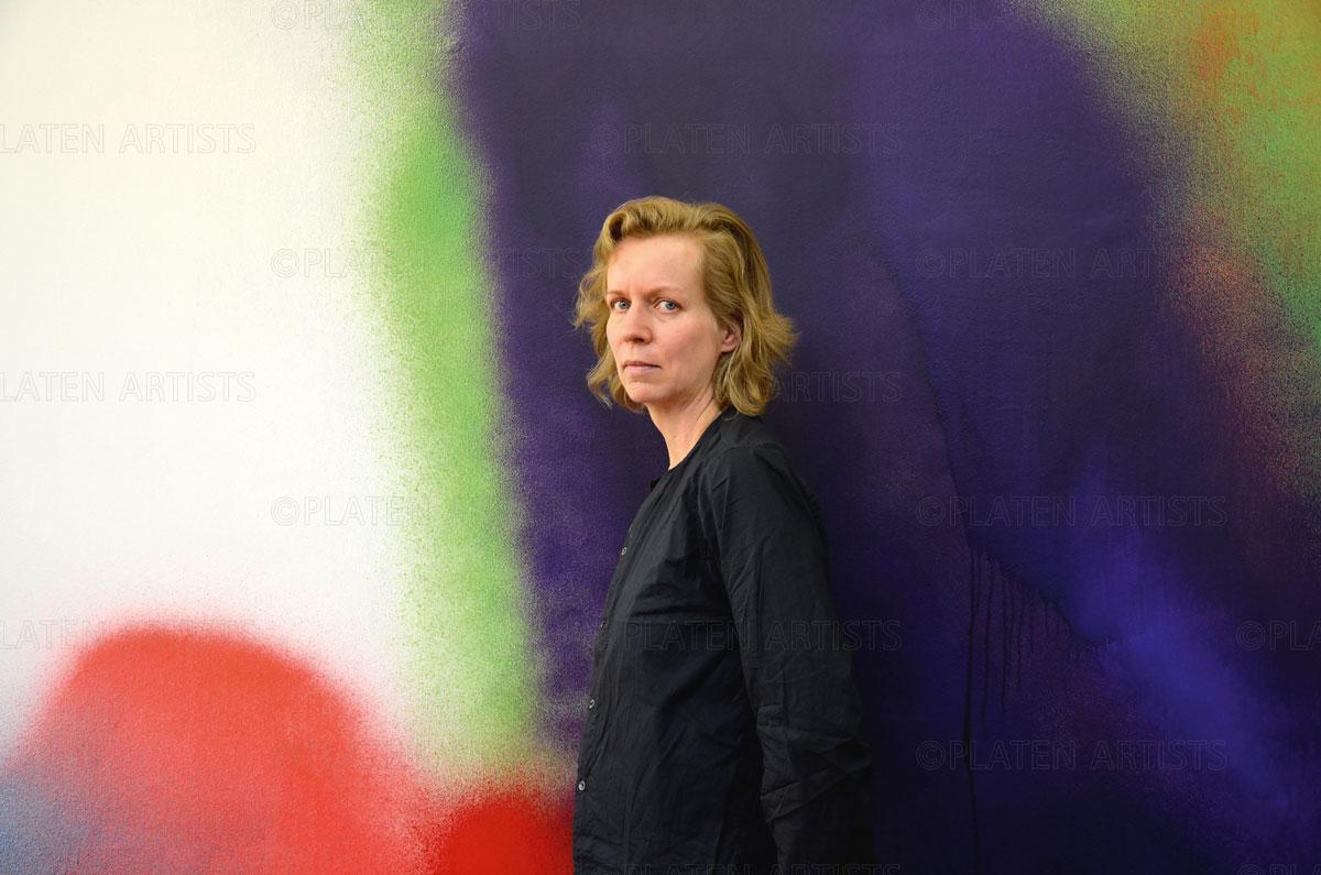 Katharina Grosse, Megamulticolor, Berlin, 2012