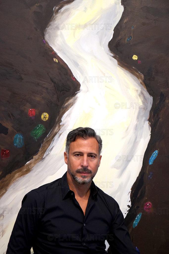 Enrique Martìnez Celaya, Unter dem Milchstrom, Berlin, 2017
