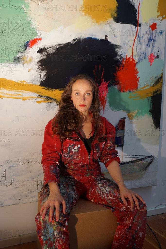 Rebecca Raue, Blick ins Weite, Berlin, 2017